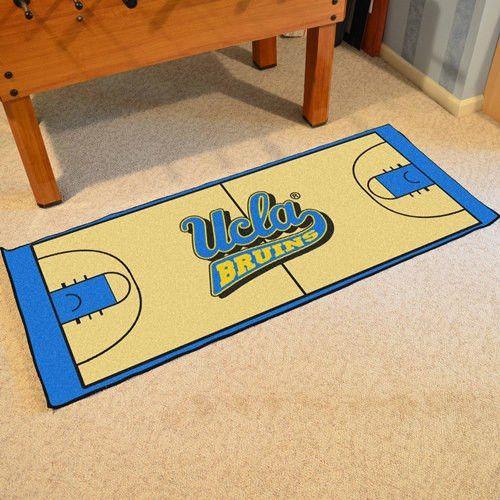 University Of California Los: Los Angeles Basketball Court