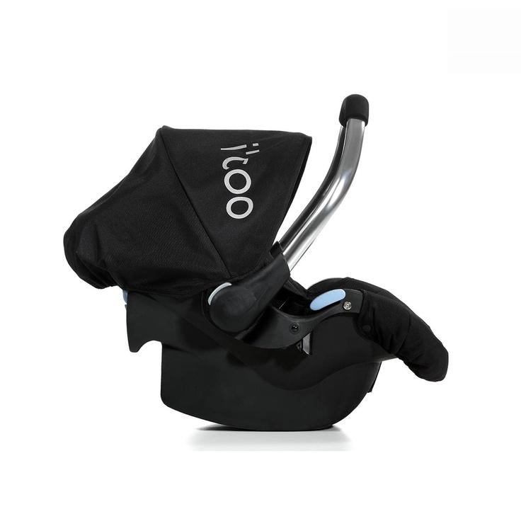 Fotelik samochodowy i'coo Comfort 0+