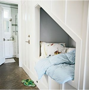 1000 images about built in bunk beds on pinterest bunk Built in reading nook