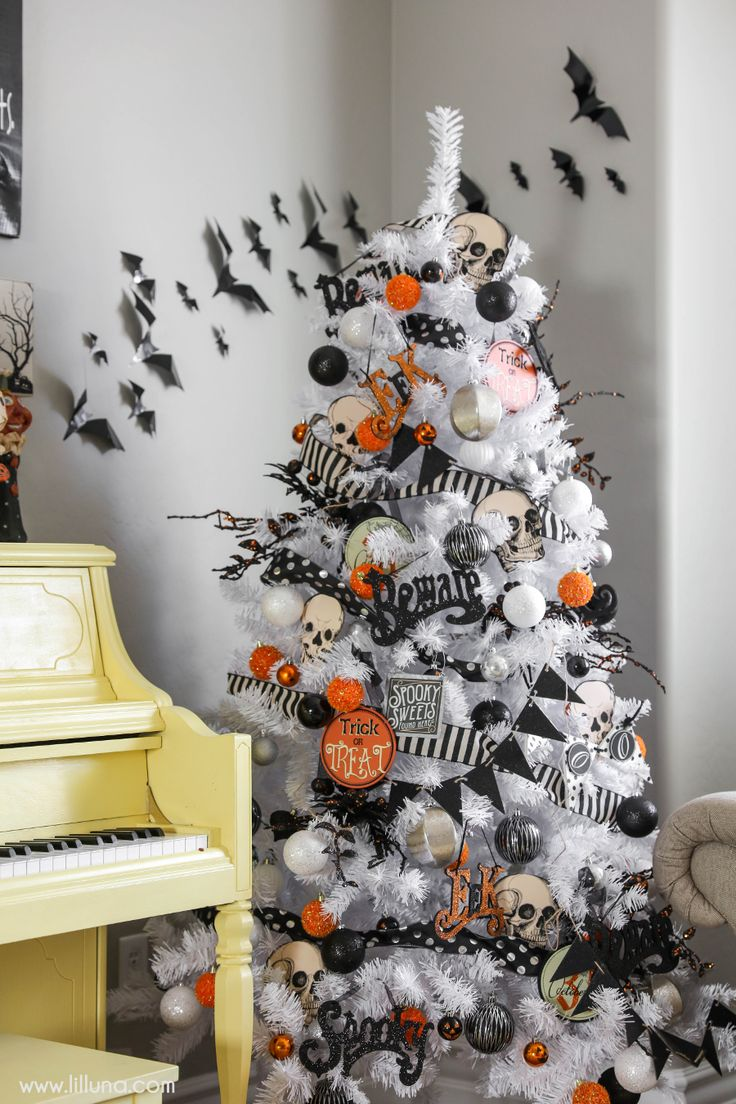 Best 25 Halloween Trees Ideas On Pinterest Diy
