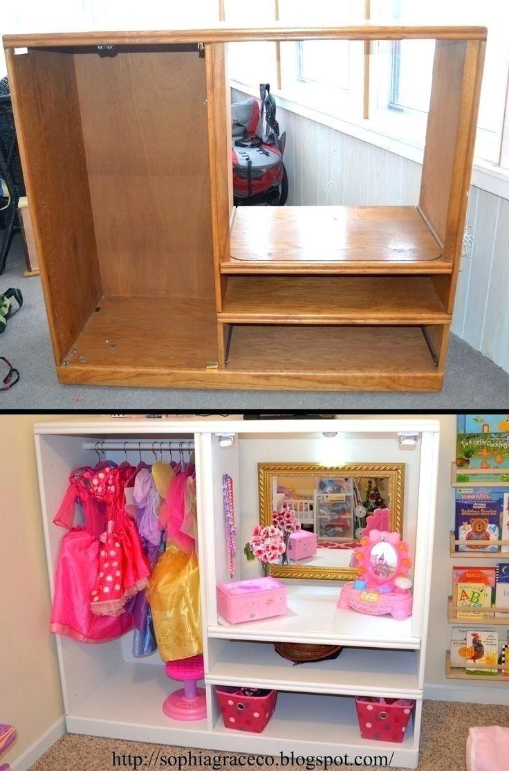 Baby Wardrobe Closet With Drawers