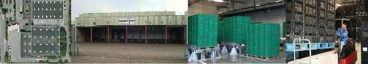CBL-depot Amsterdam: HABÉ  deccaweg