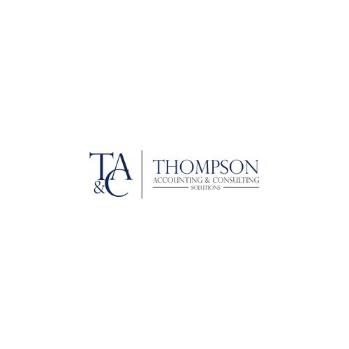 Thompson Accounting & Consulting Solutions �20New businessowners need captivating sophisticated design