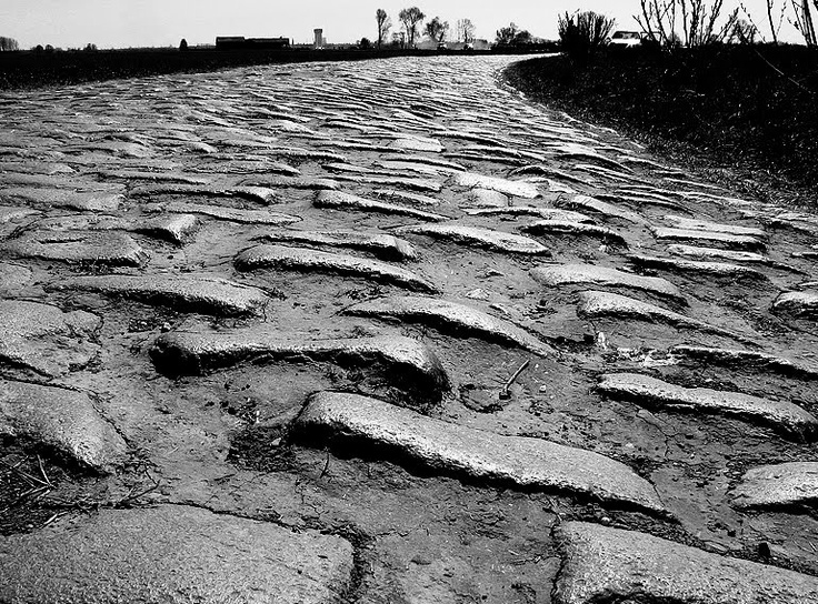 2012 Paris Roubaix: can't imagine riding my bike on this