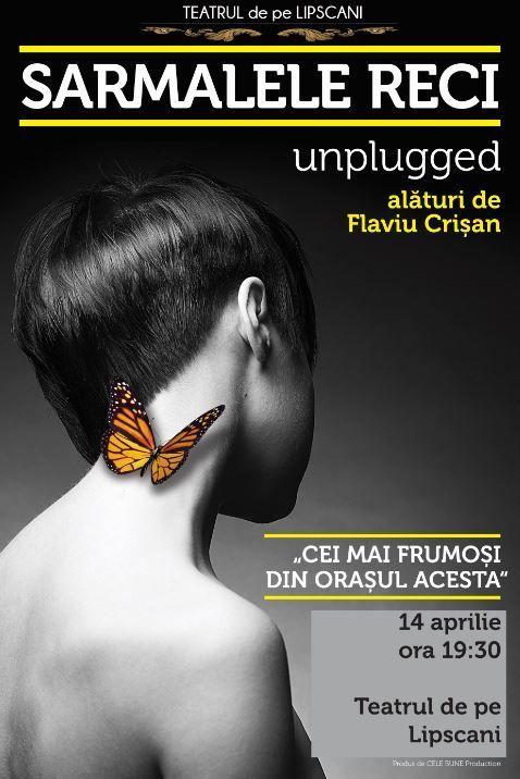 Joi, 14 Aprilie 2016, ora 19:30, Teatrul de pe Lipscani, Sala Mare, Bucuresti