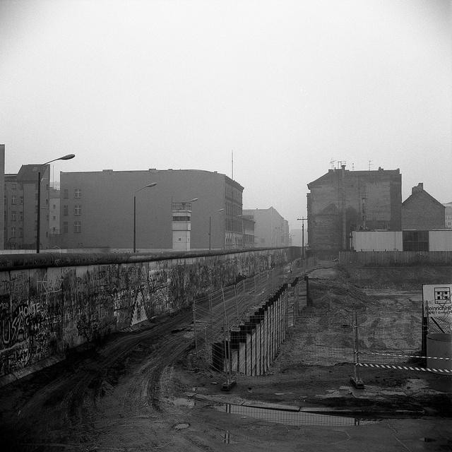 The #Wall in #Berlin