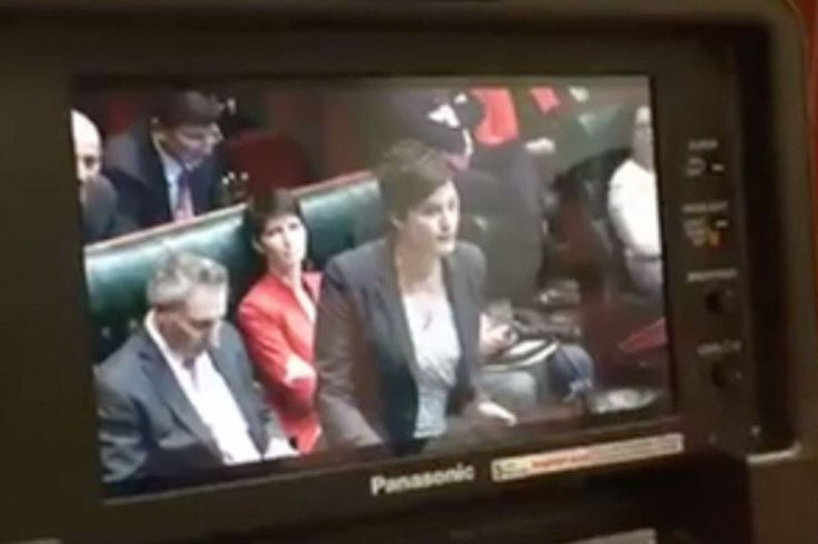 Mike Baird Mocked A Female MP During Question Time, Compared Her To A Calendar Pin-Up Read more at http://junkee.com/mike-baird-mocked-a-female-mp-during-question-time-compared-her-to-a-calendar-pin-up/75188#QFIQdIPMShIQmljb.99