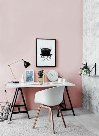 Woontrendkleuren: Rose Quartz en Serenity