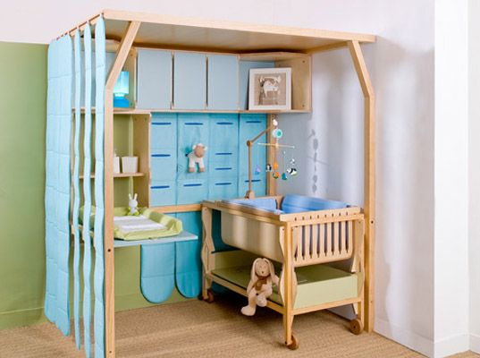 baby closet instead of a baby room 2