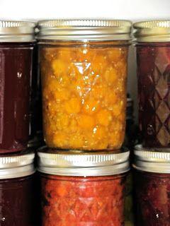 Creating Nirvana: Canning Ground Cherry Pie Filling