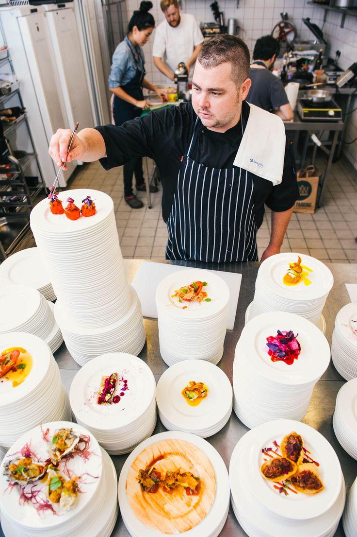 200 course meal bompas & parr 24-hour tasting menu