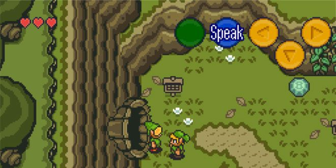 Fans Are Giving the Best Zelda Game a 2-D Makeover