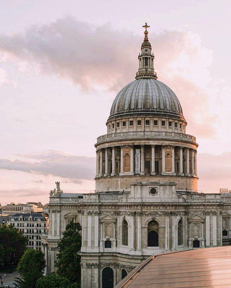 St Paul's Cathedral, London,Great Britain. Собор Святого Павла, Лондон, Великобритания.