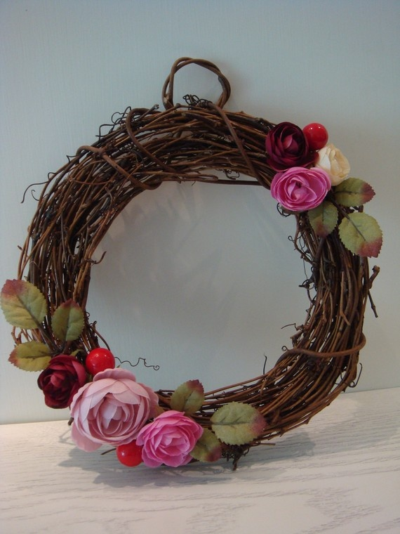 35 Best Images About New Wreath Ideas On Pinterest