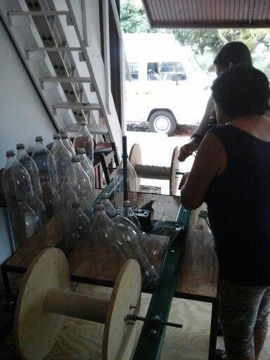 Fabrica de vassouras pet