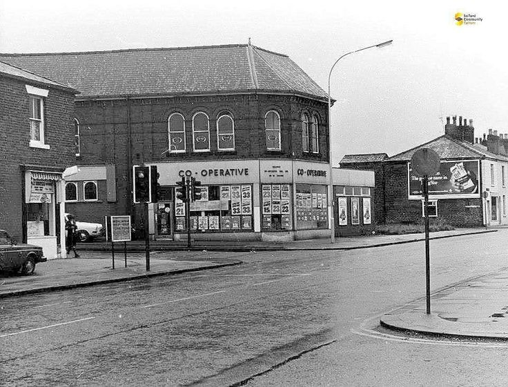 Junction of Moss Lane/Moorside Road and Chorley Road