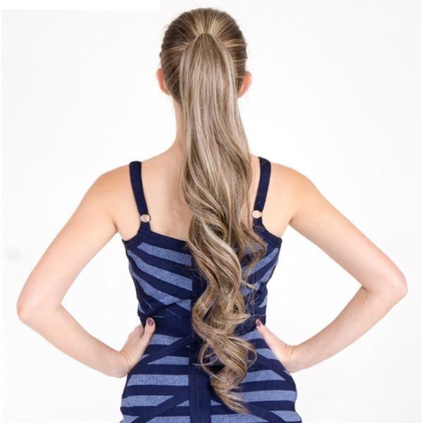 "Hair Couture Avanti Pony Clip Cascade 26"" Ponytail"