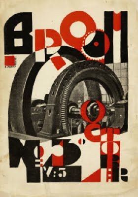 Enrico Prampolini, Broom, vol.3 no.3, 1922