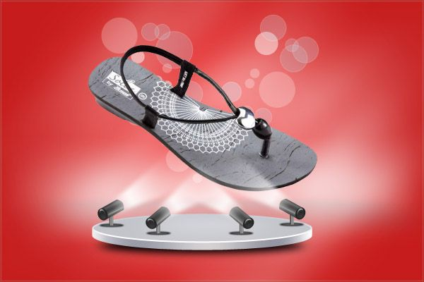 These slippers will surely fetch you a number of compliments from your friends and colleagues. Product: SOLEA 7908 Price: Rs. 249/-