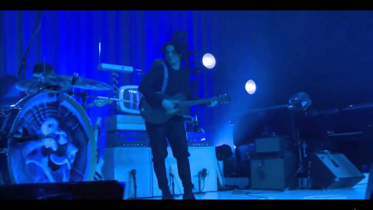 """youtube. yamahauler125 Jack White 6/10/14 sold-out crowd at Hollywood's historic Fonda Theaters songs,  """"Fell In Love With A Girl,"""" """"We're Going To Be Friends,"""" r """"Seven Nation Army.""""  Stripes songs, Lazaretto, a bold, shape-shifting collection of eclectic rock songs that rank among White's wildest and most imaginative efforts.  webcast live on NPR Music and NPR stations on Jun 10, 2014."""