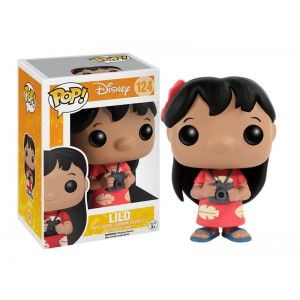 Figurine Disney - Lilo Pop 10cm
