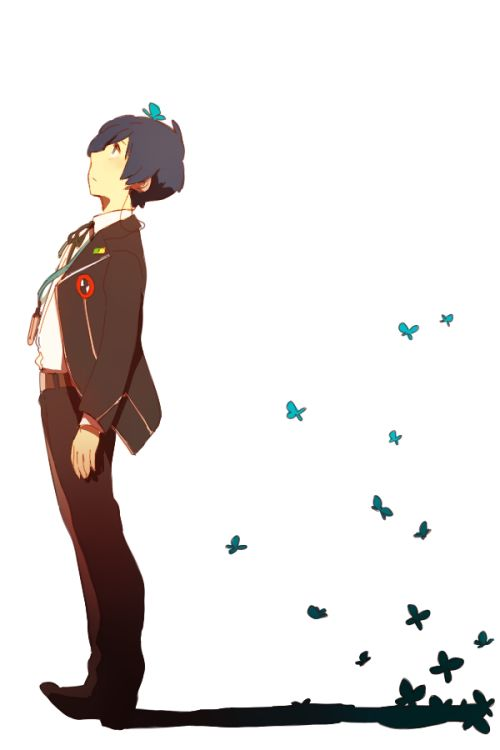 Dating persona 3 portable wallpaper 2