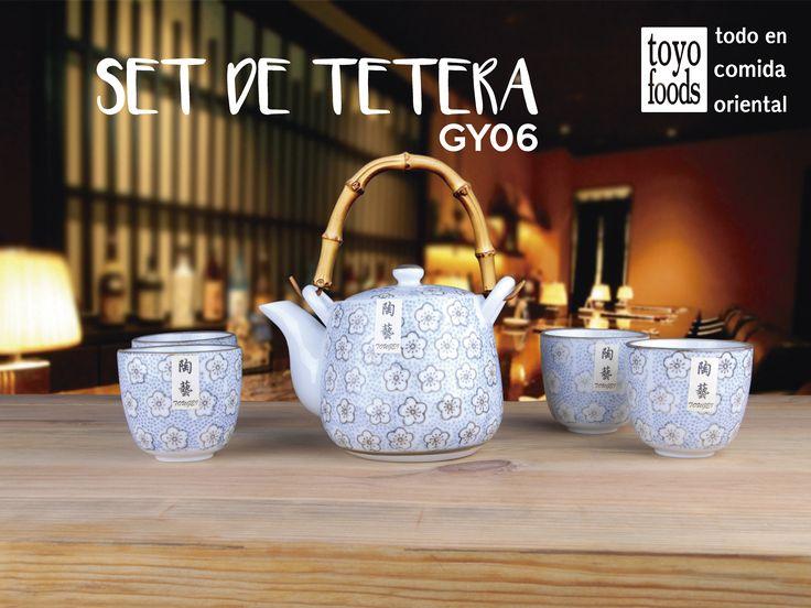 SET DE TETERA GY06