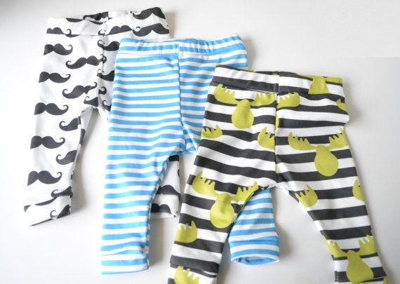 Organic baby boy clothes Baby shower gift by TheLinebyAleMulcahy