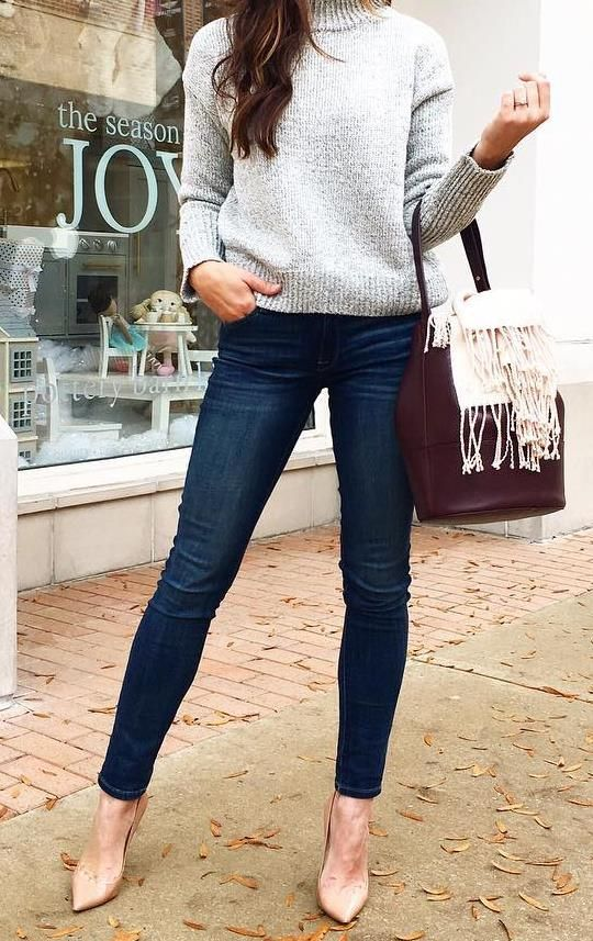 98 Preppy Winter Outfits To Copy Right Now - Style Spacez