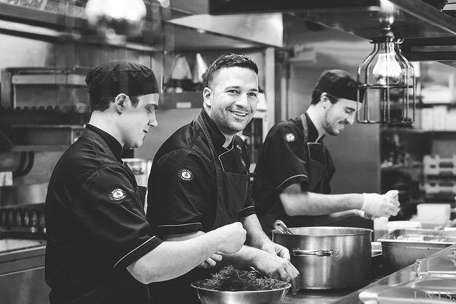 Chefs @GAZI - Melbourne