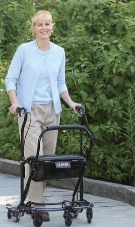dffa90d806f U Step II Walker    helps increase stability   independent walking ...
