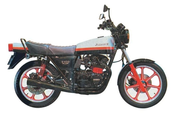 Z 400FX, 1982