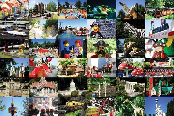 Путеводитель по Леголенд для всей семьи #Legoland #Billund