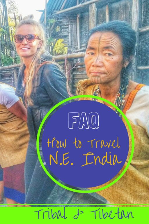 I recently spent some time in Northeast India in Arunachal Pradesh and Assam with Holiday Scout. It's a misunderstood tribal area of India, and when I first came here 3 years ago, was barely mentioned in Lonely Planet; it was not recommended to visit because of safety reasons.  But now Northeast tourism is growing and NorthEast India travel is safer than ever in most areas. I saw endangered animals, met Apatani tribal people, and ate Tibetan food.