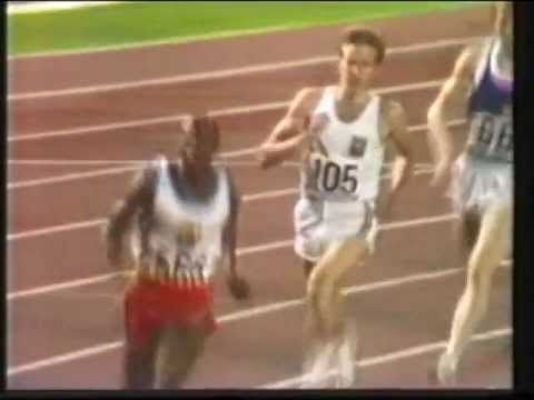 Ralph Doubell(WR),800m.1968 Olympic Games,Mexico City - YouTube (NOTE FROM RACHEL: Tom Farrell, US runner who won 3rd place in this race, is the grandpa of my sons' friends.)