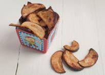 Appelchips met kaneel - Paleo Recepten.nl
