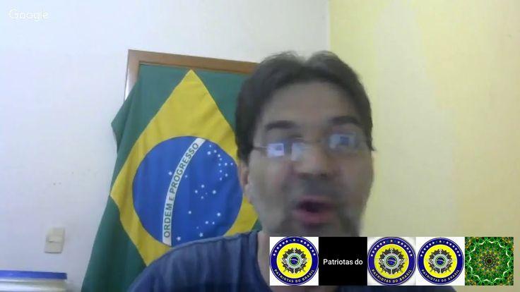 #Patriotas do Brasil - 452º - 20/09 as 21:00hs #INTERVENÇÃOMILITAR-1