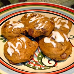 Pumpkin Spice Cookie Recipe - Allrecipes.com~only 2 ingredients!!