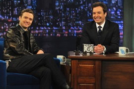 Justin Timberlake Needs to Stop: '20/20 Experience' [FULL STREAM] + Live on Jimmy Fallon [VIDEO]