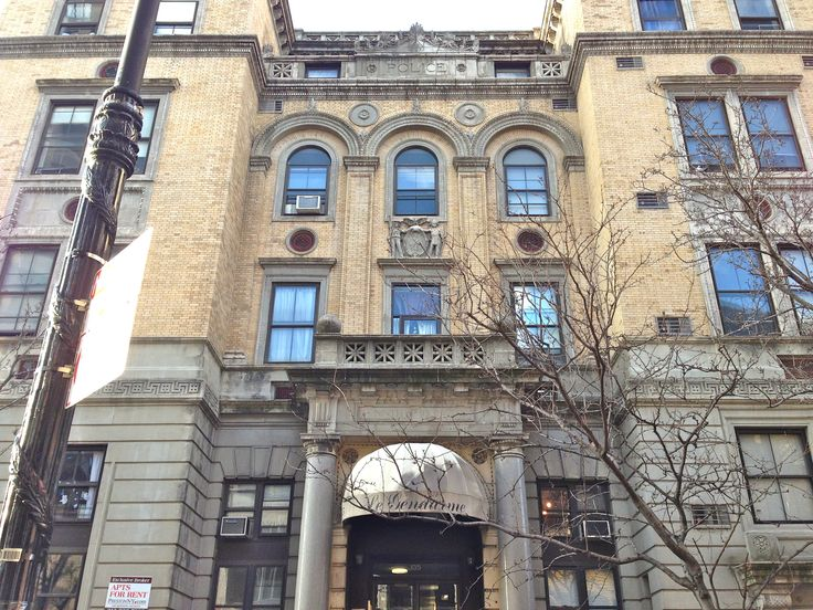 The old 6th  police precinct at 135 Charles Street, now a West Village condo