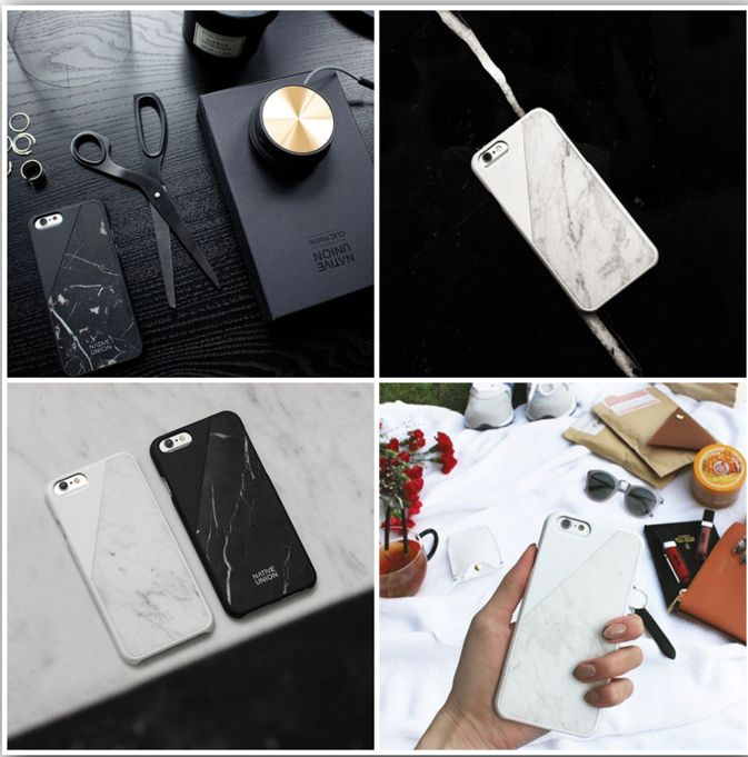 World's first Real Marble iPhone 6 Case http://shop.thecoolhunter.net/index.cfm/catalogue/accessories/