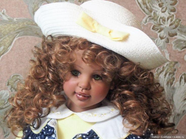 Коллекционная кукла Daisy от FayZah Spanos. Маленькая мисс Очарование. / Коллекционные куклы (винил) / Шопик. Продать купить куклу / Бэйбики. Куклы фото. Одежда для кукол