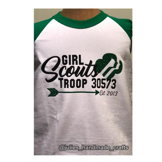 25 unique girl scout shirts ideas on pinterest girl for Girl scout troop shirts