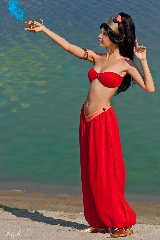 Jafar's Slave Jasmine