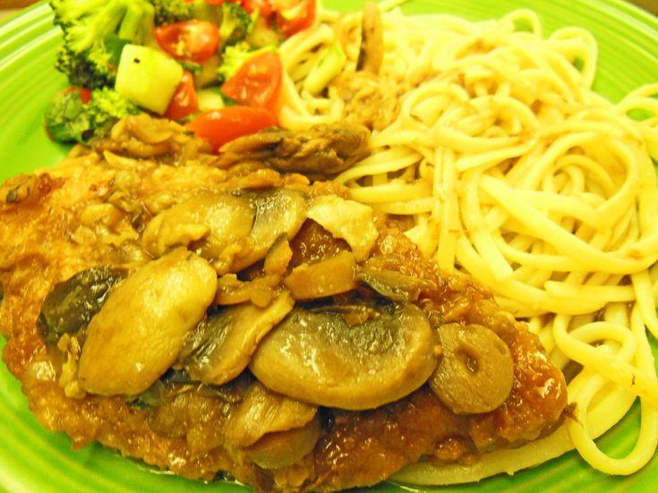 Best Chicken Marsala Recipe on Earth - Shawna Coronado (Don't use flour if low-carb)