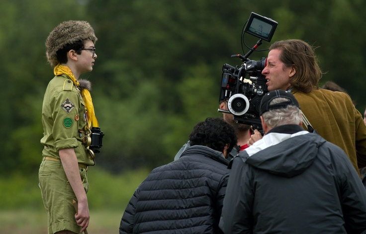 Discover special behind-the-scenes photos from Wes Anderson's new film, Moonrise Kingdom. Now playing in select theatres.
