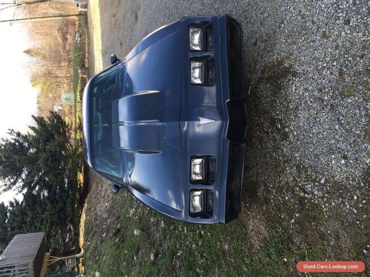 1981 Pontiac Trans Am #pontiac #transam #forsale #canada