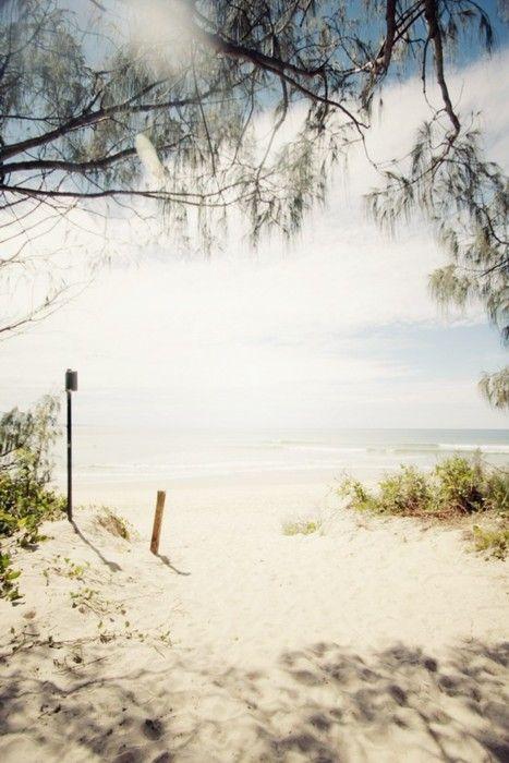 summer beach sunlight