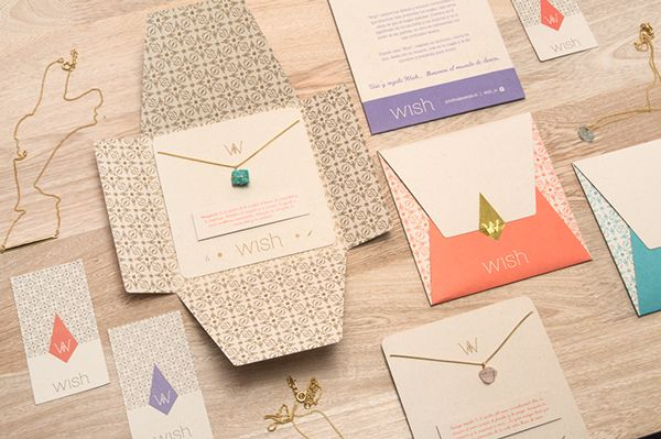 Wish branding by PLASMA NODO