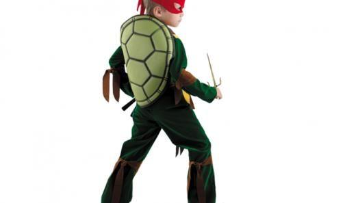 Как сшить костюм черепахи